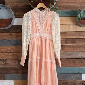 Handmade Vintage Formal Dress